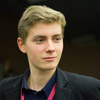 Tomasz Grochowski  Samorząd Studentów WSEI Tomasz Grochowski 350x350