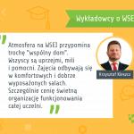 Wykładowcy o WSEI Krzysztof Kleszcz  Co nasi wykładowcy sądzą o WSEI? wsei wykladowcy o uczelni plansza krzysztof kleszcz 150x150