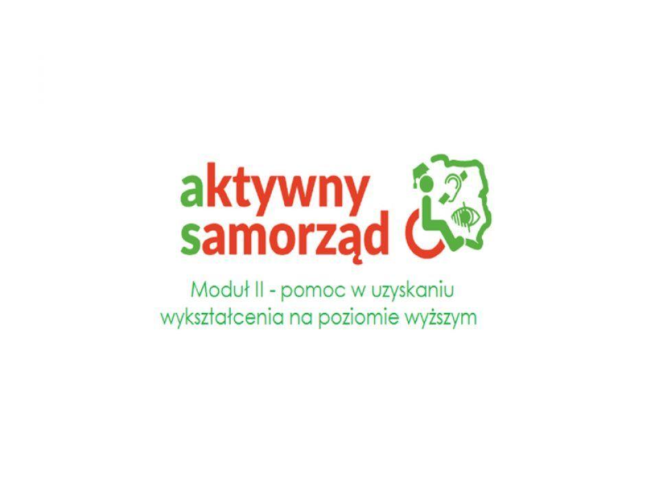 aktywny samorząd pomoc w uzyskaniu wykrztałcenia  Dofinansowanie studiów dla studentów z niepełnosprawnością 4 960x720