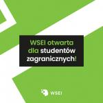 WSEI otwarta dla studentów zagranicznych