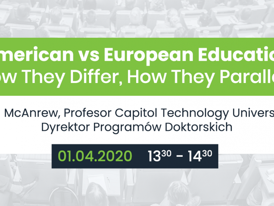 Webinarium: American vs European Education – How They Differ, How They Parallel? wsei fb event ian 20200329 960x720